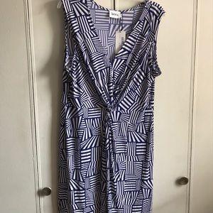 Leota Stafford strop Charlotte dress 4L